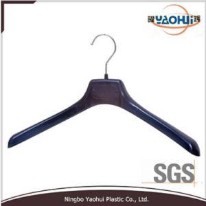 Plastic Suit Hanger with Metal Hook pictures & photos