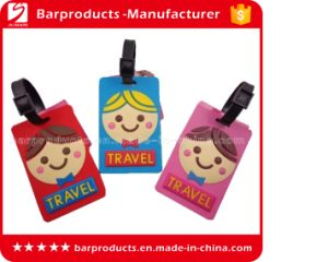 High Quality Personalized PVC Luggage Tag Straps