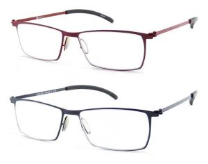 Superthin Metal Reading Glasses Square Shape Reading Glasses pictures & photos