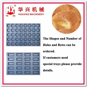 Custard Cake Production Line (Custard Pie/Yolk Pie 4000 PCS/h or 8000 PCS/h) pictures & photos