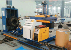Wear-Resisting Pipe Welding Machine pictures & photos