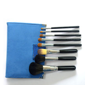 8 PCS Makeup Master portable Makeup Brushes Set