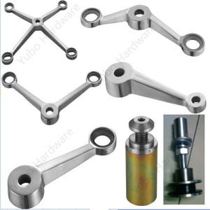 304 Stainless Steel Spider / Glass Clamp