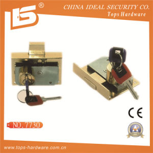 High Quality Side Drawer Locks for Drawer Furniture (7730) pictures & photos