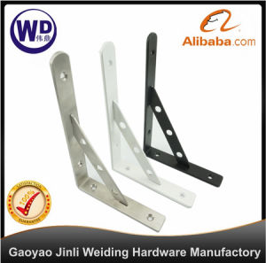 Stainless Steel Metal Shelf Bracket Wd-S003 pictures & photos