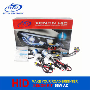 AC 12V 55W H4 Xenon Bulb HID Conversation Kit (slim ballast) pictures & photos