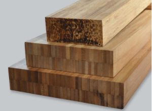 Bamboo Laminated Lumber pictures & photos