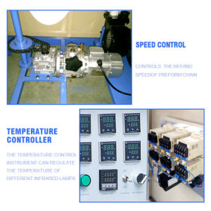 600 700 800 1000 1200 2000 Bph Blowing Making Machine pictures & photos