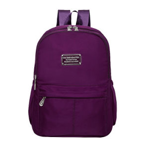 2016 Lady Fashion Dating and Leisure Nylon Backpack (MS1159) pictures & photos