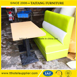 Restaurant Furniture Sofa Seating Diner Booth Set for Sale pictures & photos
