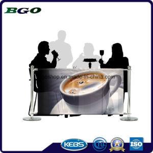 PVC Mesh Banner Digital Printing Mesh Fabric (1000X1000 9X9 370g) pictures & photos