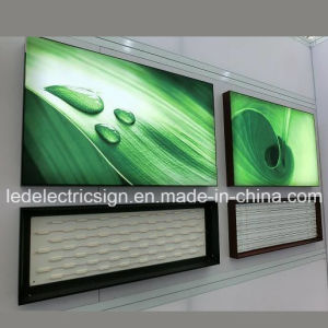 Aluminum Profile Fabric Poster LED Light Box pictures & photos