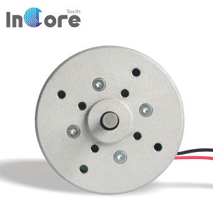 Diameter 66mm 24V BLDC Motor for Ventilation