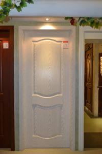 Three Dimensional PVC Film MDF Door pictures & photos