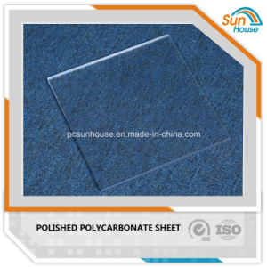 Colored Polycarbonate Precision Processing Polish Sheet