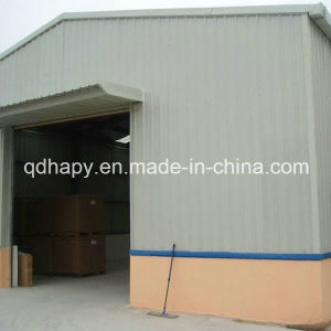 Low Cost Prefabricated Light Steel Structure Industrial Building Shed Warehouse pictures & photos