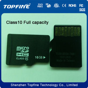 Full Capacity 16GB Memory Card TF Card Class10 for Mobile Phone (TF-4015) pictures & photos