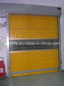 Plastic High Speed Rolling Door
