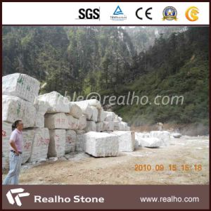 Chinese Natural Own Quarry Marble Stone Block for Project pictures & photos