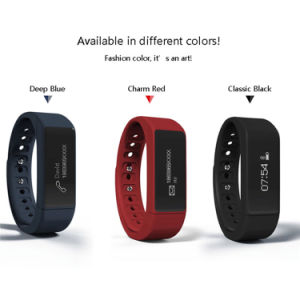 Gelbert I5plus Pedometer Tracking Bluetooth Sports Smart Band pictures & photos