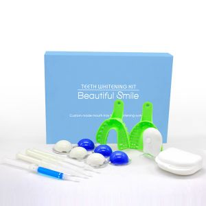 Newest Wholesale Price Custom Made Dental Impression Teeth Whitening Kit pictures & photos