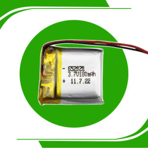 Low Price Lithium Polymer Battery 652020 3.7V 180mAh Lipo Battery pictures & photos