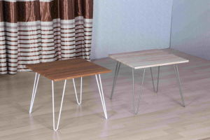Square Coffee Table, MDF Board with PVC
