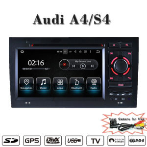 Hualingan Android 7.1 Carplay Car DVD GPS for Audi A4/S4/RS4 in-Dash Car Radio with 3G WiFi GPS Navigation pictures & photos