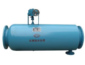 Large-Scale Backwashing Water Filter with Carbon Steel Housing pictures & photos