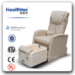 Wholesale Supply LED Light Pipeless Jet Foot Washing Footrest Pedicure Chair pictures & photos