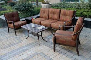 Classic Rose Land 5 PC. Chat Group Furniture for Garden pictures & photos