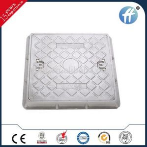 Long Life Service Road SMC Manhole Cover with Lift pictures & photos