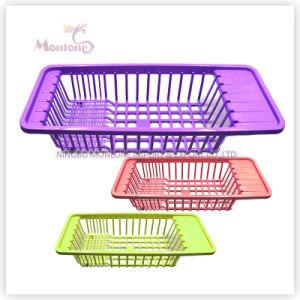 Kitchen Tool BPA Free Fruit Vegetable Plastic Storage Baskets pictures & photos