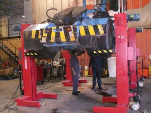 Automotive Mobile Four Post Bus Lift (AAE-MCL155) pictures & photos