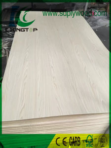 MDF Board 18mm E2 Laminated Melamine Paper for Furniture pictures & photos