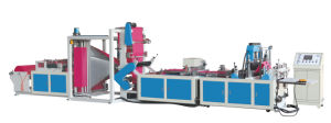 Automatic Nonwoven Fabric Box Bag Making Machine pictures & photos