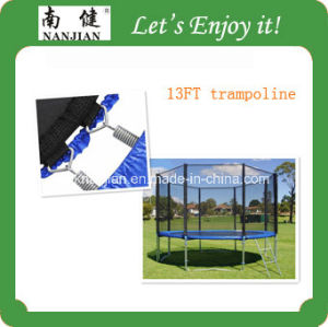 Spring and Fall Outdoor Trampoline Bed 13ft pictures & photos