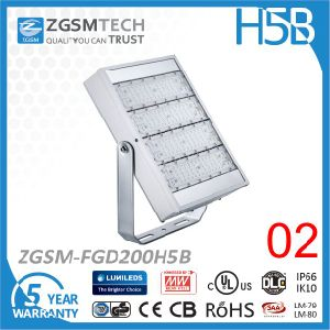 IP66 Waterproof 200W LED Flood Light with Cheap 3030 Chip pictures & photos