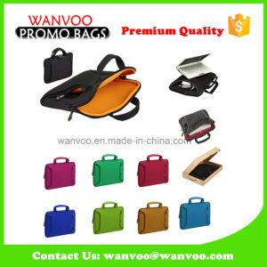 "14"" Promotional Fashion Nylon Laptop Bags pictures & photos"
