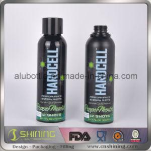 Aluminum Metal Vodka Bottle pictures & photos