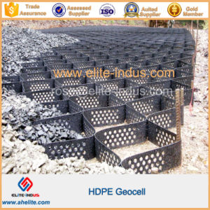 Geosynthetics High Density Polyethylene HDPE Geocel pictures & photos