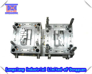 Longxiang Custom Plastic Injection Molding with High Quality pictures & photos