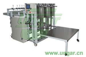 Stacker Machine for Aluminum Foil Container Making Machine
