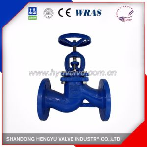 Cast Iron Globe Valve with Flange pictures & photos