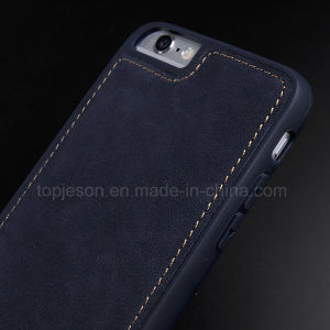 2016 Hot Selling Genuine Leather Case for iPhone 6 Plus