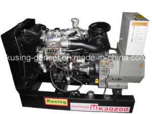25kVA-37.5kVA Isuzu Diesel Open Generator (IK30300)
