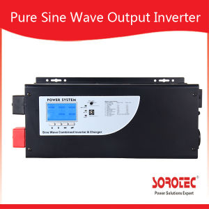 Pure Sine Wave Power Inverter 1-10kVA with Bypass Function for Nigeria pictures & photos
