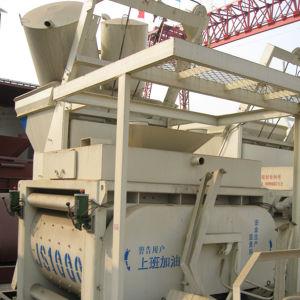 Super Performance Js1000 (40-50m3/h) Horizontal Cement Mixer pictures & photos