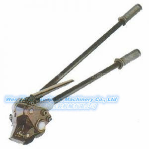Long Handle Steel Strapping Tensioner pictures & photos