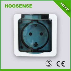 Good Switch Hoosense Electrical Appliance Manufacturing Schuko Socket